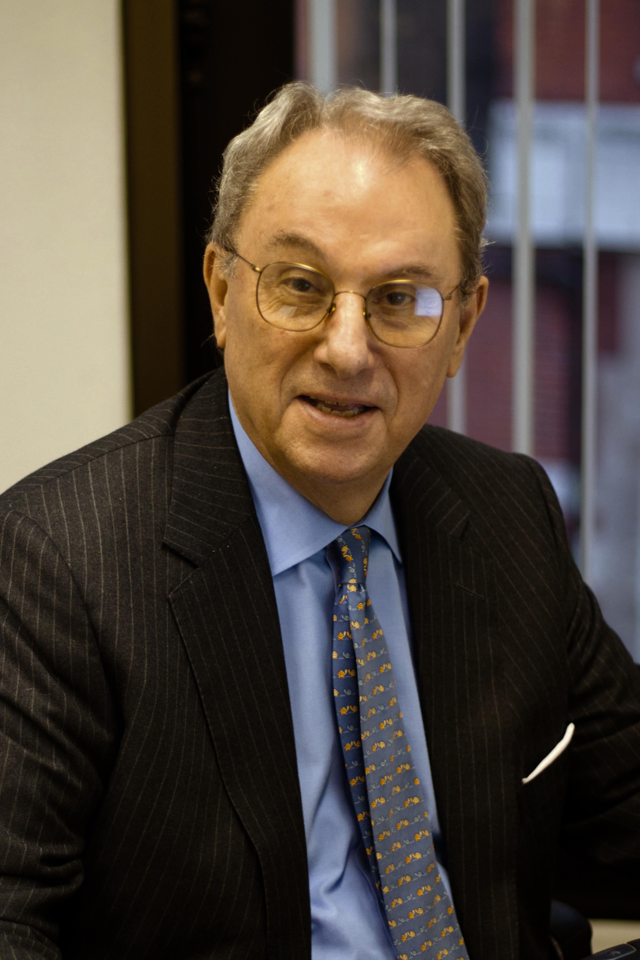 Andrew Smithers