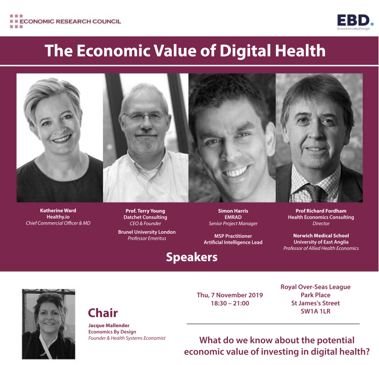 The Economic Value of Digital Health