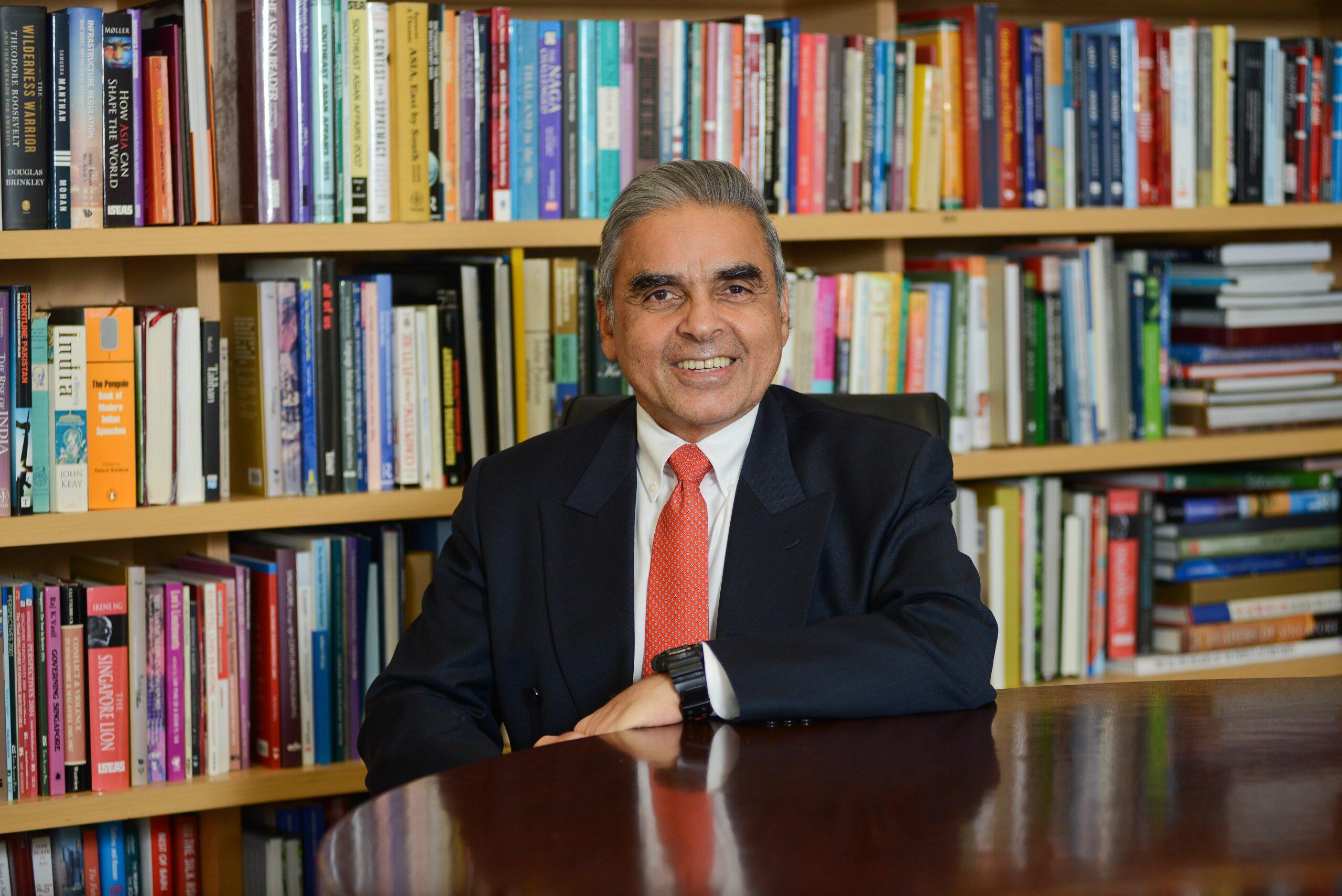 Prof. Mahbubani